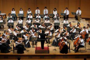豊田市ジュニアオーケストラ 第24回 定期演奏会 サマー・コンサート