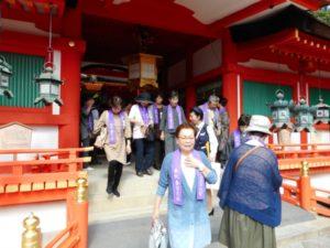 友の会バスツアー2016 奈良・世界遺産の旅