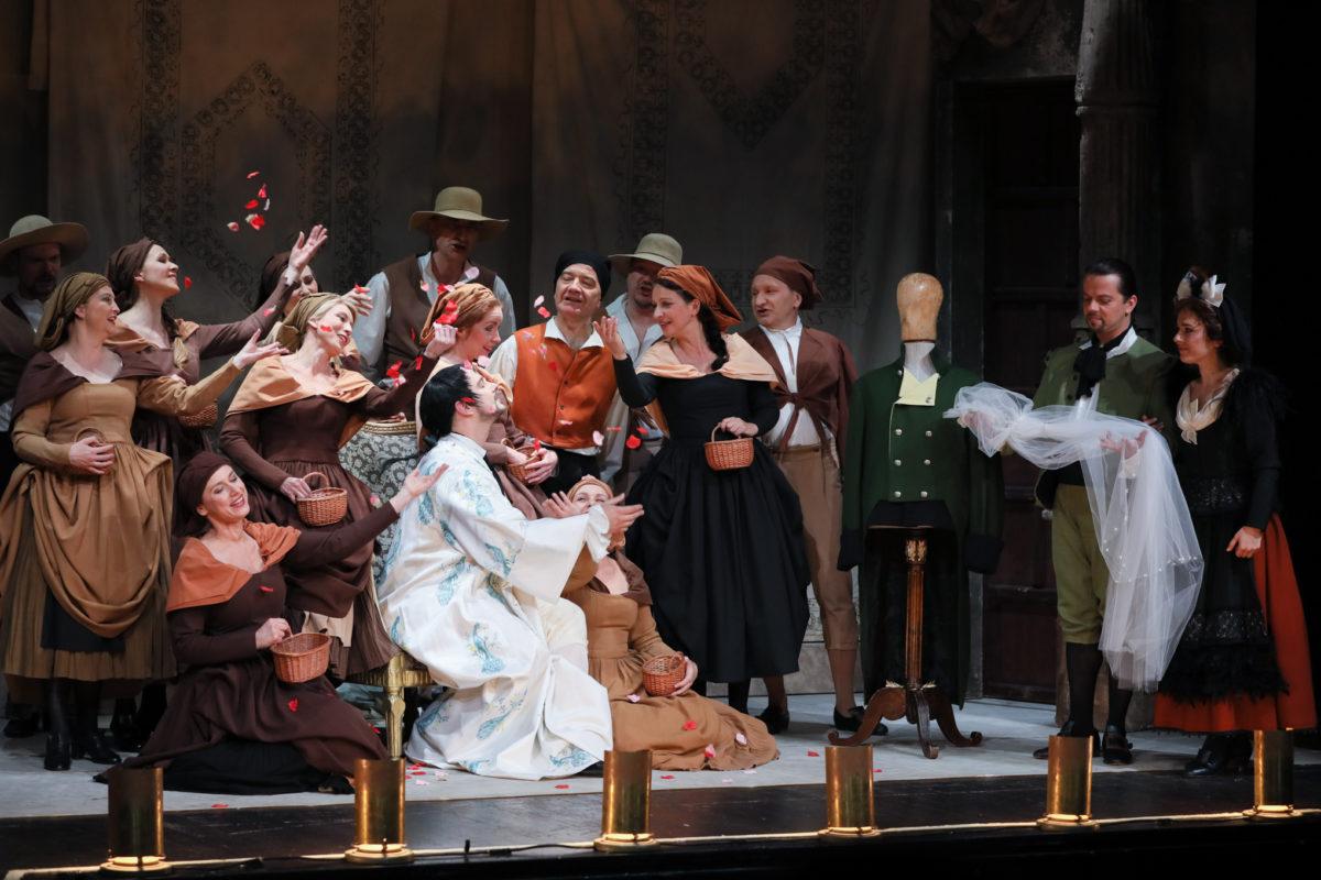 ポーランド国立ワルシャワ室内歌劇場オペラ モーツァルト『フィガロの結婚』