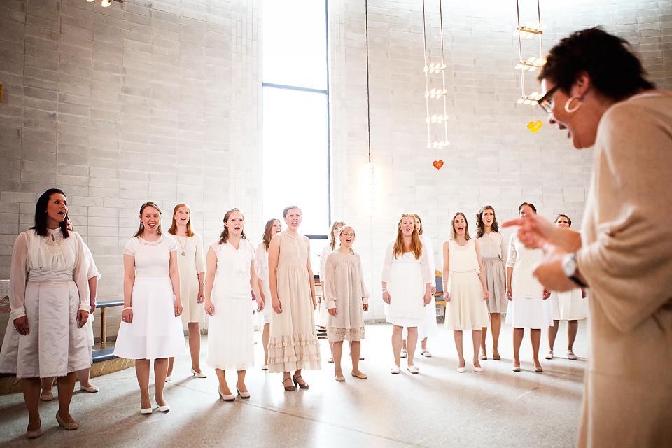 女声合唱団「カントゥス」