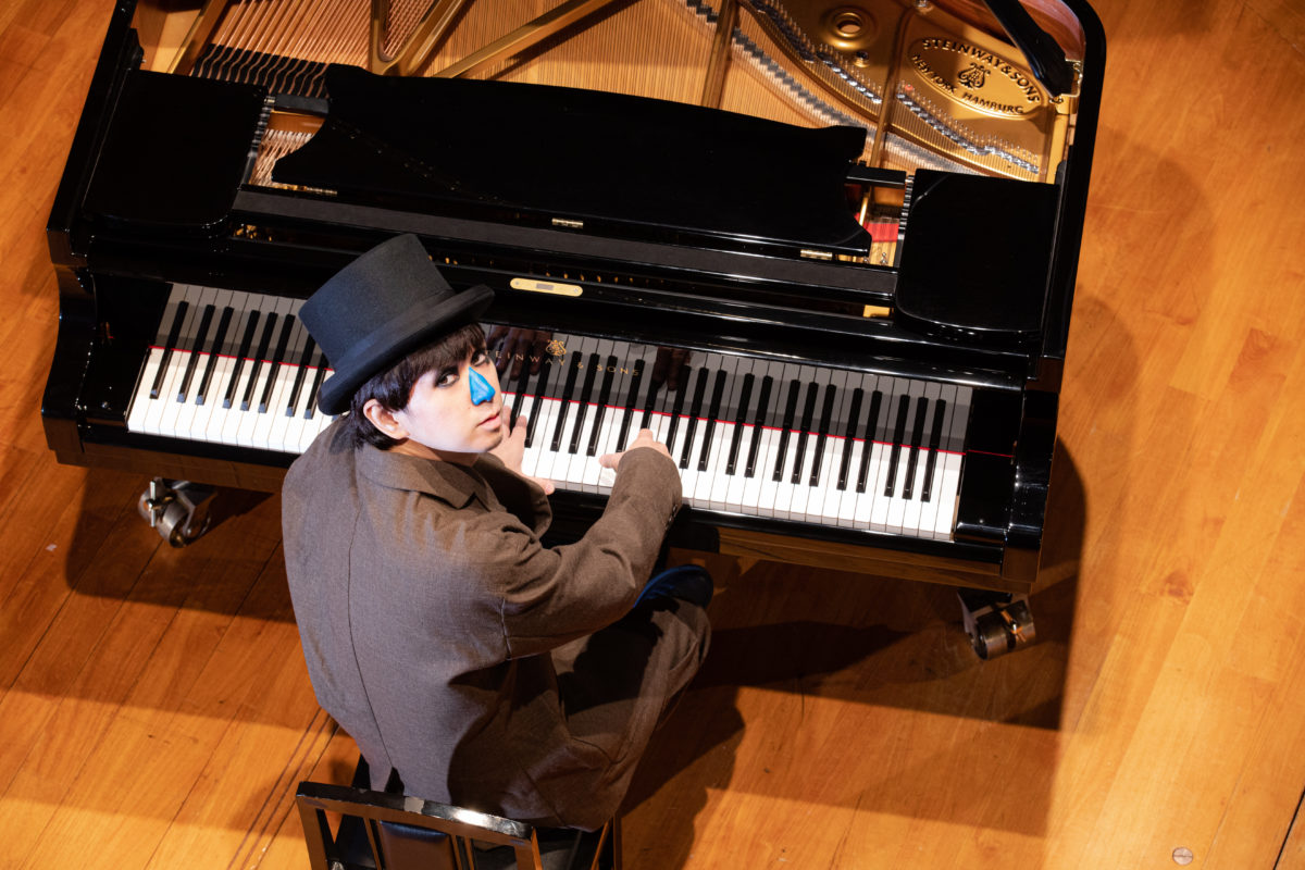 H ZETT M ピアノ独演会2021 新年ー豊田の陣ー